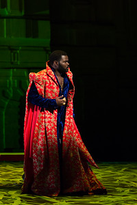 "John Holiday in the title role of The Glimmerglass Festival's 2017 production of Handel's ""Xerxes."" Photo: Karli Cadel/The Glimmerglass Festival"