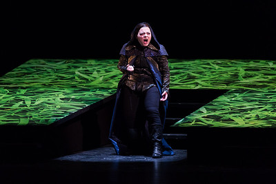 "Abigail Dock as Amastris in The Glimmerglass Festival's 2017 production of Handel's ""Xerxes."" Photo: Karli Cadel/The Glimmerglass Festival"
