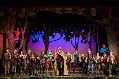 """The Glimmerglass Festival's world-premiere youth opera, """"Robin Hood."""" Photo: Karli Cadel/The Glimmerglass Festival"""
