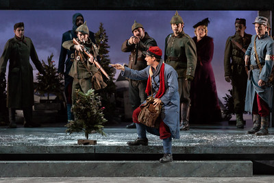 "Conor McDonald as Ponchel in The Glimmerglass Festival's 2018 production of Kevin Puts and Mark Campbell's ""Silent Night."" Photo: Karli Cadel/The Glimmerglass Festival"