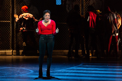 """Amanda Castro as Anita in The Glimmerglass Festival's 2018 production of Bernstein's """"West Side Story."""" Photo: Karli Cadel/The Glimmerglass Festival"""