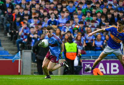 Hogan Cup Final, Croke Park, Dublin 6/4/2019 Naas CBS vs St. Michael's College Enniskillen. Picture: Ronan McGrade/Ronan McGrade Photography.  Do not use without express permission from Ronan McGrade Photography.