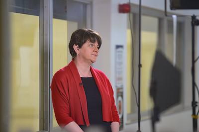 DUP leader Arlene Foster.  Picture: Ronan McGrade