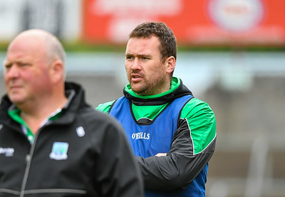 Fermanagh hurling assistant manager.  Photo: Ronan McGrade