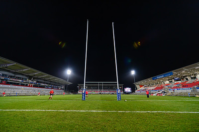 Kingspan Stadium, Ravenhill. Picture: Ronan McGrade