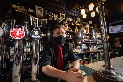 Blakes of the Hollow, Enniskillen, prepares to close its doors once again.  Picture: Ronan McGrade