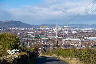 Belfast City.  Picture: Ronan McGrade