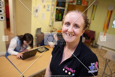 Rosie Maguire from the Carosyl Community Centre, Lisnaskea.