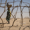 Kindjandi camp for Internally Displaced in Diffa, Niger.<br /> Photo: Vincent Tremeau/OXFAM