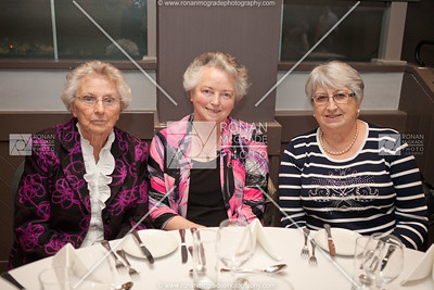 Nancy Durnien, Ann Carron and Sheila Maguire.