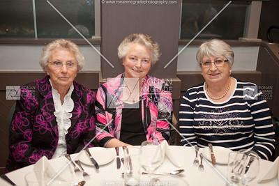 Nancy Durnien, Ann Carron and Sheila Maguire.
