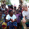 Meeting displaced in Kalemie