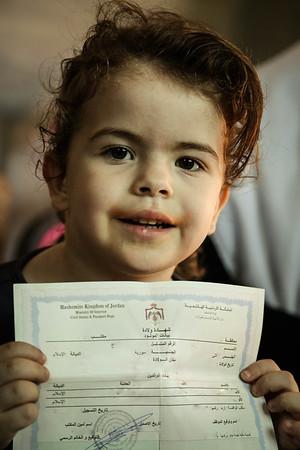 Fatin, 4-years-old