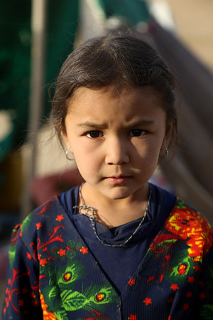 Sudaba, 6 years old.