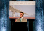 Governor Schwarzenegger speaks at the Conference on California's Future.