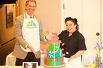 e.Republic CEO, Dennis McKenna, helps at The Great Cake Walk community non-profit event