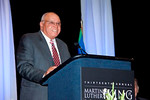 """Herman Boone, whom the movie """"Remember the Titans"""" is based on, keynotes the Martin Luther King dinner"""