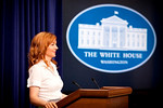 Cathilea Robinett, VP, e.Republic, speaks at the White House Champions for Change event. Photo:Jay Premack