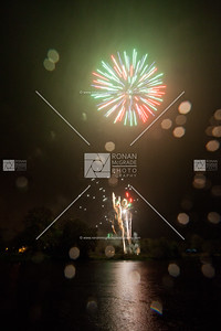 Enniskillen Halloween Fireworks Display