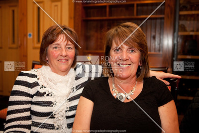 Roisin Parke and Teresa Cassidy.