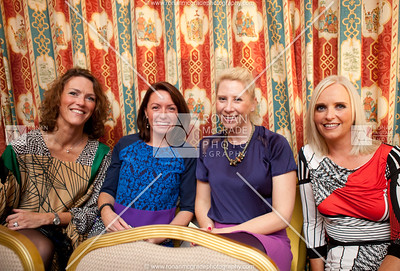 Helen O'Sullivan, Una Welsh, Sarah Lannon and Shauna Burns.