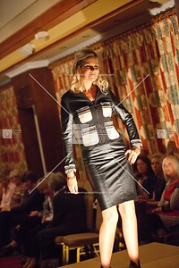 Dresses from Hepburn on display at the Castlehume Fashion Show