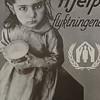 Plakat fra innsamlingsaksjonen i forbindelse med Verdens Flyktningeår 1959-1960-