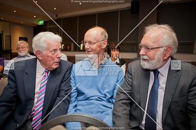 Bill Pauley, Daniel Hewitt & Colin Campbell.