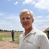 Jan Egeland in Mayom, Unity state, South Sudan. June 2018