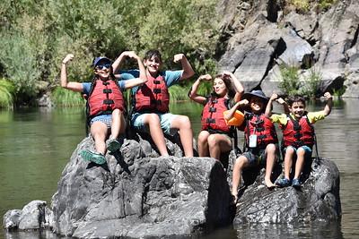 Living life on the Klamath River