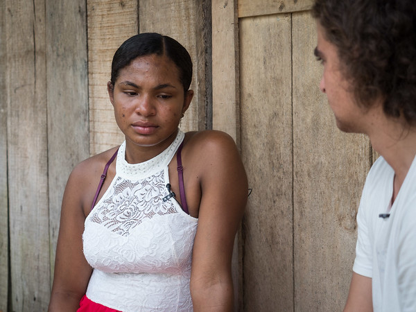"Jhoana tells her story to Marlon Langeland.<br /> <br /> Jhoana, 20 years old, and her family had to flee after an armed attack in her village. Two of her brothers and her two cousins where killed. All male youth.<br /> <br /> Jhoana grew up in a small village along the river in the region of Chocó, Colombia. She loved playing with her siblings and cousins, walking in the bush and went swimming. Her dream was to study veterinarian because her passion for animals. Her dream got tossed when the community repetitively was threatened and they eventually had to flee.<br /> <br /> Armed attack<br /> It was an ordinary day in March 2017 when Jhoana and other women were celebrating women's day. The remaining village, mostly males, continued their normal activities when all of a sudden an armed group attacked. That night Jhoana couldn't sleep due to nightmares and not knowing the extent of the attack and not being able to go back to the village before the next day.<br /> <br /> The next day they witnessed several dead and wounded youths and she was devastated. Not one, but two of her elderly brothers had lost their lives. One where tied up and the other one was laying dead on a rooftop with rain poring down on the body. Furthermore, two cousins and a family friend, all young, and all males also lost their life's. <br /> <br /> Today, the village is abandon and appears more like a ghost town. Jhoana and her family are now too afraid to return to their village because of the uncertainty that follows and if another armed attack will happen again.<br /> <br /> Life today<br /> Now, her daily activities are restricted to short trips; when she leaves the house, she does not go far and she coordinates her trips with relatives. A common daily activity can consist of meeting her cousins at the pier and watch them swim. Or, she will only hang out in their house. At home, where she spends most of her time, she writes her diary to cope with the armed attack and the loss of her two older brothers. She also does her homework in secondary school, or, she helps her mom with cooking and takes care of her 12-year-old niece, Yurani, that lost her dad in the armed attack. She now feels that she has to support her family because her parents are old and the two oldest brothers are gone. <br /> <br /> She continuously strives to stay positive and cope with the armed attack. ""With the heart broken I have to be brave. Forget bad things and bring positive things. Even with this pain, I want to get ahead. I have to fight for positive things to happen"".<br /> <br /> Hopes for the future<br /> The only way she can fulfil her dream and help her family is to leave the village and continue studying, but there is no money to study for. ""I now have a 12-year old niece and I would like to be a good example for her. My nieces father was killed in the armed attack and her mother died due to illness prior. Thus, if I go on to study and build my life I will then get a good job and she will hopefully acquire strength to achieve the same"". <br /> <br /> Jhoana is hoping for peace in Colombia, but she is not sure if that will happen. She has realized that there is no future in the village she is displaced and the road is unfortunately short for youth to armed groups and drugs. Thus, she believes the path lies in education and underline the importance to reach a common agreement in peace in order to progress the country. <br /> <br /> Message to youth<br /> ""If you want something you can achieve it, therefore you should proceed it"". ""Even if someone hurts you, you have to be strong and get ahead"". She continues, ""while you are alive you have to be brave, even if you smile outside and cry inside we should proceed with our dreams"". <br /> <br /> ""Don't believe in negative things, don't fall into bad vicious, be ambitious in a positive matter, and fight for the future and don't be defeated"".<br /> <br /> Photo: Beate Simarud/NRC<br /> <br /> NRC in Colombia<br /> <br /> -	NRC has been present in Colombia since 1991.<br /> -	NRC currently counts on 19 field offices in order to provide assistance to internally displaced and Colombians seeking international protection in the neighbouring countries. <br /> -	About 100.000 people benefited in 2017 from NRC´s programs (information, counselling and legal assistance (ICLA), education, regional refugee program and the roving capacity unit). Budget forecast 2017: 97.6 million NOK<br /> -	Strategic priority for 2018 continues to be to address displacement and emergency related protection gaps and humanitarian need when the state is unable or unwilling to fulfil its obligations. The peace accord will increase the likelihood that durable solutions can be sought with more vigour. NRC will in this context increase efforts to contribute to durable solutions, both in Colombia and in neighbouring countries. <br /> <br /> Key facts<br /> •	Humanitarian and protection challenges continue in Colombia. A six decade-long armed conflict has given Colombia the most prolonged and serious humanitarian crisis in the Americas. In total, more than 7.4 million people are forcibly displaced in Colombia by the conflict.<br /> •	Since the signing of a peace agreement between FARC-EP and the government in November 2016, about 200,000 people have been displaced (nov 2016 – august 2018) – the equivalent of one person every 5 minutes. Rights defenders, indigenous and Afro- Colombian leaders, and other community activists face threats, killings and violence. Perpetrators are rarely held accountable.  <br /> •	There are more than 191,622 Colombians refugees and in need of international protection in neighbouring Ecuador, Panamá and Venezuela, according to UNCHR.<br /> •	Forced displacement increased in 2018. During the first semester group displacement increased 112 % in comparison with the previous year (2017). <br /> •	During 2018, there was an increase (31 %) in the number of attacks against the civilian population, compared with 2017. Threats continue to be the primary mean of attack against the civilian population, although there was a growth in the number of homicides and intentional injuries targeting persons who were under state protection schemes.<br /> •	9 in 10 people displaced by Colombia's civil war have not yet received compensation promised for crimes committed against them. Over 8,7 million Colombians are registered with the Government's National Unit for Victims. However, only one out three applications for compensation by the 2011 Victim's Law in Colombia has been approved. Despite GOC efforts allocating important resources ensure the implementation of the law, the efforts needs to be increased. <br /> •	During 2018, 77 % of the people recorded in massive displacement events belongs to farmers, 11 % indigenous and 11 % afro Colombian communities.  <br /> •	The peace agreement between FARC-EP and the Colombian government is a positive development, but the dynamics of armed conflict and other forms of violence are in flux. Other irregular armed groups have increased their actions in the shadow of the ceasefire, and the clash with these groups is causing the majority of new humanitarian needs.<br /> •	NRC recorded 22 events that affected the continuity of thousands of children attending classes during the first trimester of 2018. 7 IHL serious violations against schools have been reported in the first semester of 2018 and forced recruitment into armed groups  appear to increase this year.<br /> •	Of the total resources requested (156.5 Millions) by the Country Humanitarian Team, only 22 % has been financed (OCHA July 2018)"