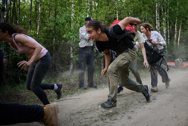 Løper for livet
