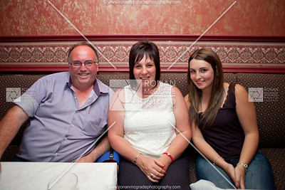 Colin, Angela & Lauren Holmes.