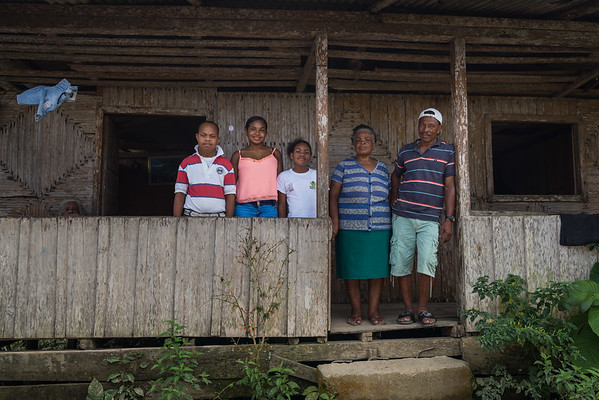 "Jhoana, 20 years old, and her family had to flee after a massacre in her village. Two of her brothers and her two cousins where killed. All male youth.<br /> <br /> Jhoana grew up in a small village along the river in the region of Chocó, Colombia. She loved playing with her siblings and cousins, walking in the bush and went swimming. Her dream was to study veterinarian because her passion for animals. Her dream got tossed when the community repetitively was threatened and they eventually had to flee.<br /> <br /> The massacre<br /> It was an ordinary day in March 2017 when Jhoana and other women were celebrating women's day. The remaining village, mostly males, continued their normal activities when all of a sudden an armed group attacked. That night Jhoana couldn't sleep due to nightmares and not knowing the extent of the massacre and not being able to go back to the village before the next day.<br /> <br /> The next day they witnessed several dead and wounded youths and she was devastated. Not one, but two of her elderly brothers had lost their lives. One where tied up and the other one was laying dead on a rooftop with rain poring down on the body. Furthermore, two cousins and a family friend, all young, and all males also lost their life's. <br /> <br /> Today, the village is abandon and appears more like a ghost town. Jhoana and her family are now too afraid to return to their village because of the uncertainty that follows and if another massacre will happen again.<br /> <br /> Life today<br /> Now, her daily activities are restricted to short trips; when she leaves the house, she does not go far and she coordinates her trips with relatives. A common daily activity can consist of meeting her cousins at the pier and watch them swim. Or, she will only hang out in their house. At home, where she spends most of her time, she writes her diary to cope with the massacre and the loss of her two older brothers. She also does her homework in secondary school, or, she helps her mom with cooking and takes care of her 12-year-old niece, Yurani, that lost her dad in the massacre. She now feels that she has to support her family because her parents are old and the two oldest brothers are gone. <br /> <br /> She continuously strives to stay positive and cope with the massacre. ""With the heart broken I have to be brave. Forget bad things and bring positive things. Even with this pain, I want to get ahead. I have to fight for positive things to happen"".<br /> <br /> Hopes for the future<br /> The only way she can fulfil her dream and help her family is to leave the village and continue studying, but there is no money to study for. ""I now have a 12-year old niece and I would like to be a good example for her. My nieces father was killed in the massacre and her mother died due to illness prior. Thus, if I go on to study and build my life I will then get a good job and she will hopefully acquire strength to achieve the same"". <br /> <br /> Jhoana is hoping for peace in Colombia, but she is not sure if that will happen. She has realized that there is no future in the village she is displaced and the road is unfortunately short for youth to armed groups and drugs. Thus, she believes the path lies in education and underline the importance to reach a common agreement in peace in order to progress the country. <br /> <br /> Message to youth<br /> ""If you want something you can achieve it, therefore you should proceed it"". ""Even if someone hurts you, you have to be strong and get ahead"". She continues, ""while you are alive you have to be brave, even if you smile outside and cry inside we should proceed with our dreams"". <br /> <br /> ""Don't believe in negative things, don't fall into bad vicious, be ambitious in a positive matter, and fight for the future and don't be defeated"".<br /> <br /> Photo: Beate Simarud/NRC"