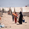 Fallujah displacement camps