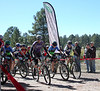 JV Division 2 racers off the start. Photo Carrie Dittmer.