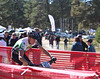 Jake Boucher (Buena Vista) Varsity racer focus on the finish line. Photo Carrie Dittmer.