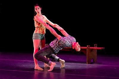 Photo: John McCauley Dancers: Elizabeth Clain-Stefanelli, Alvaro Palau