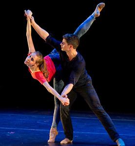 Photo: John McCauley - Lucy's Local Playlist Dancers: Dustin Kimball and Katelynn Metzger
