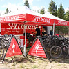 Specialized provided demos. Photo Leslie-Farnsworth Lee.