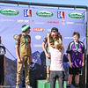 Heather Irmiger presents the award to Luke Vickerman, Vail Valley Composite, the winner of the Sophomore D1. Paul Cutherberson, Vail Valley Composite, 2nd place; Jeremy Norris, Estes Park, 3rd place; Ayden Chance, Fairview, 4th place and Jesse Orris, Salida, 5th place. Photo Leslie Farnsworth-Lee.