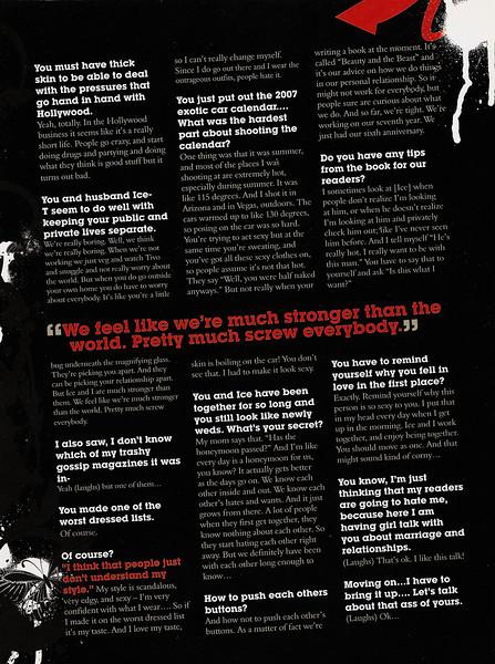DXL MAGAZINE SUMMER 2007