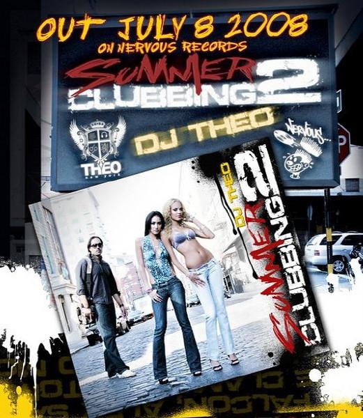 SUMMER CLUBBING 2 2008 ALBUM