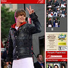 JUSTIN BIEBER <br /> SPLASH NEWS 6.4.10