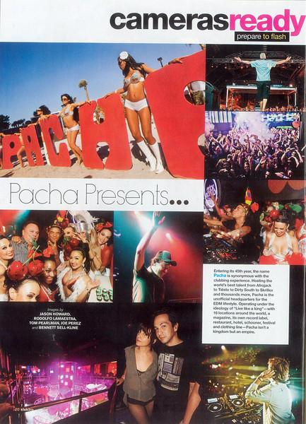 ELEKTRO MAGAZINE PREMIERE ISSUE <br /> SPRING 2012