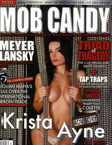 MOB CANDY MAGAZINE | SPRING 2008