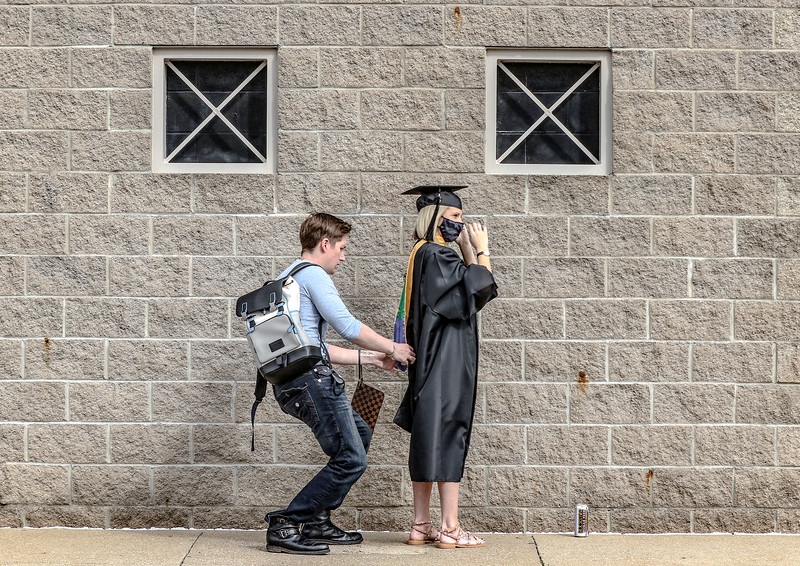 Brescia Class of '21 'found a way to succeed'