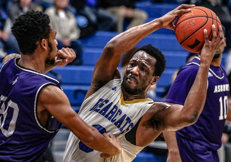 Brescia University Asbury University basketball
