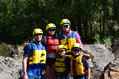 Family River Time