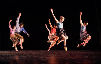 Photo by David Moss Dancers: Junichi Fukuda, Dustin Kimball, Katelynn Metzger, Heather Malone, Alicia Curtis, and Liz Clain-Stefanelli Tableaux de Provence
